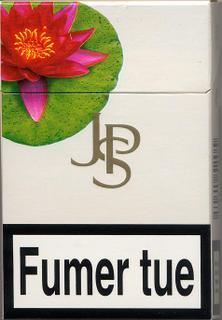 Cigarettes Nénuphar