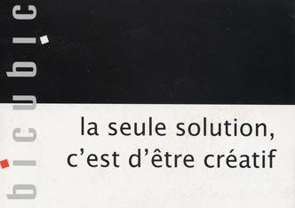 la seule solution...