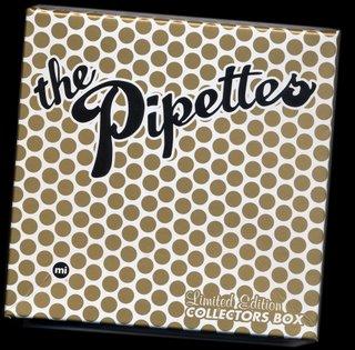 The Pipettes's Box