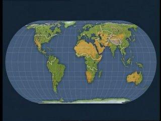 Le monde en 3000
