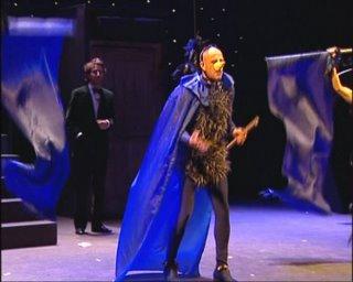 Luigi Prizzoti - L'oiseau bleu