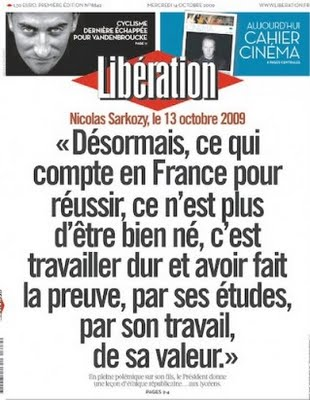 Une lib 14/10/09
