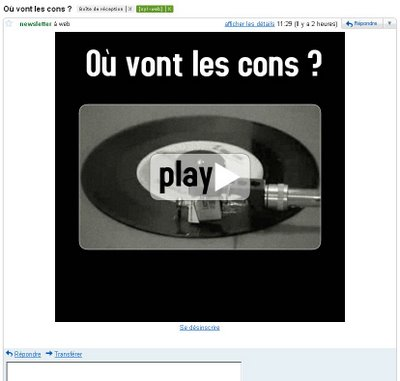 O vont les cons ?
