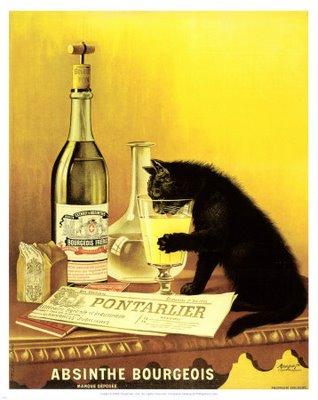 absinthe Bourgeois - Pontarlier