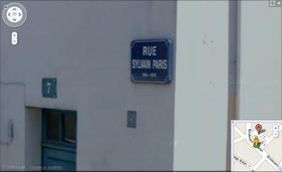 Rue Sylvain Paris